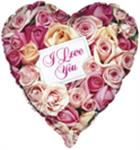 I LoveYou Photo Roses<br>3 pack