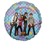 Camp Rock Birthday<br>3 pack