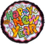 Happy New Year<br>Pizzazz<br>3 pack