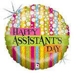 Assistant's Day Holographic<br>3 pack