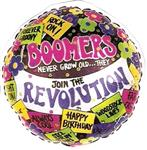 Birthday Boomer Revolution<br>3 pack