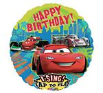 Cars Talking Birthday Balloon