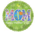 MOM Happy Mother's Day<br>3 pack