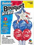 American Flag<br>Bouquet in a Box