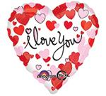 I Love You<br>Small Hearts<br>3 pack