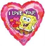 I Love You<br>Spongebob Squarepants<br>3 pack
