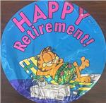 Garfield Retirement<br>3 pack
