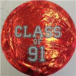 Class of 1991<br>Red<br>5 pack