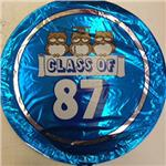 Class of 1987<br>Blue Owl<br>5 pack