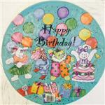 Birthday Party Animals 3 pack