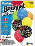 Birthday Shooting Stars<br>Bouquet in a Box