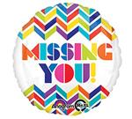 Missing You Chevron<br>3 pack