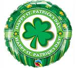 St. Patrick's Day Shamrock<br>3 pack