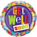 Get Well<br>Dot Patterns<br>3 pack