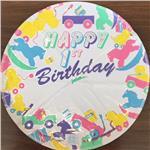 1st Birthday Pastel Just Write 3 pack