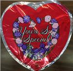 You're So Special Red Floral 3 pack