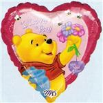 Winnie the Pooh<br>I Love You<br>3 pack